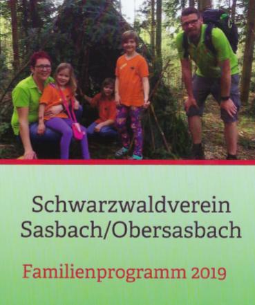 Familienprogramm 2019