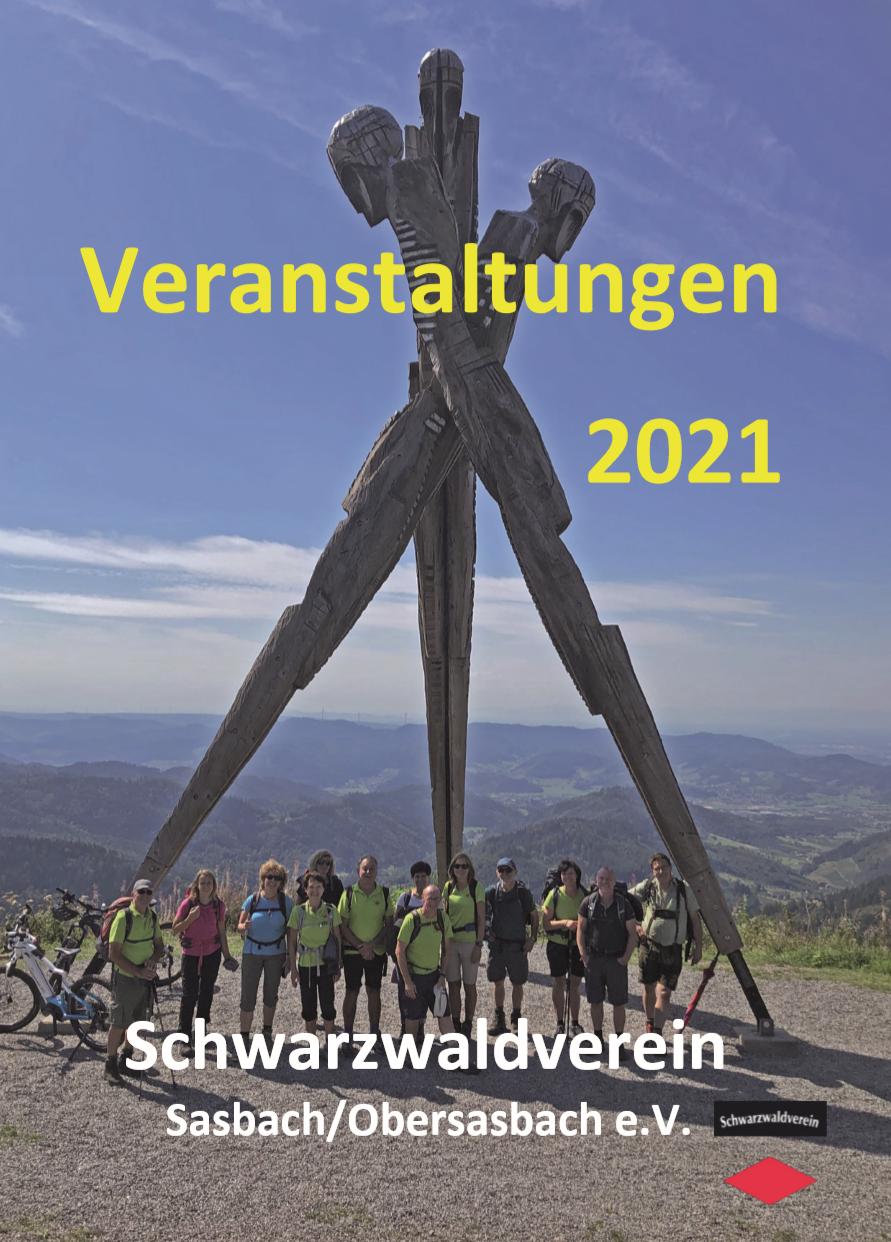 Wanderplan 2021