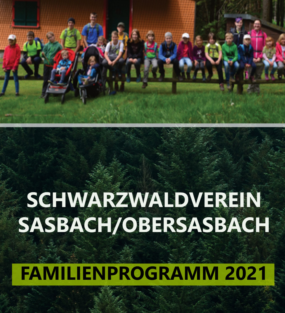 Familienprogramm 2021